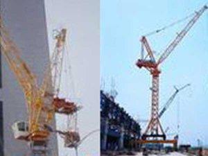 建筑设备租赁/动臂塔机1