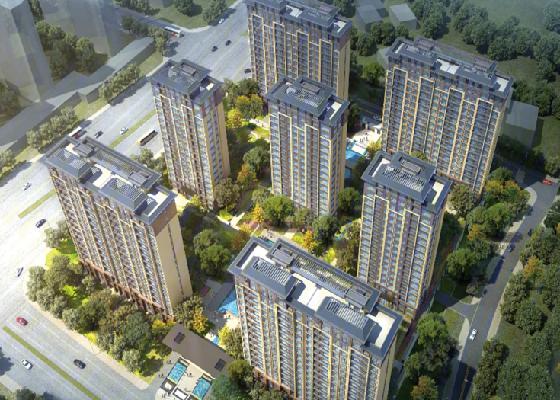 中建一局·万达文旅城项目塔吊租赁